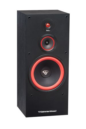 Cerwin vega sl12 12 3 way 300 watt passive floor tower for 12 inch floor speakers