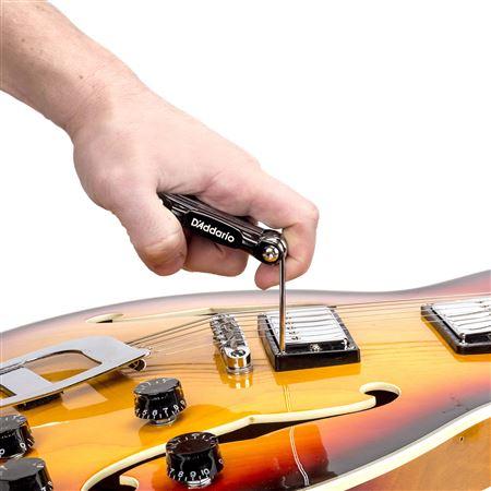 DAddario PWGBMT01 Guitar and Bass MultiTool