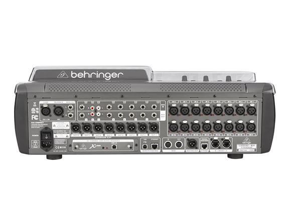 decksaver pro behringer x32 compact cover. Black Bedroom Furniture Sets. Home Design Ideas