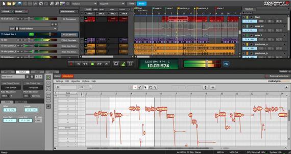 Acoustica Mixcraft Pro Studio 8 Production Software
