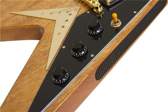 epiphone 1958 korina flying v electric guitar. Black Bedroom Furniture Sets. Home Design Ideas