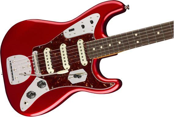 Fender Le Parallel Universe Jaguar Strat With Case