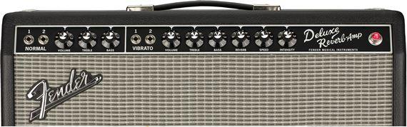 Fender Tone Master Deluxe Reverb 1x12 Guitar Combo Amp 100 Watts