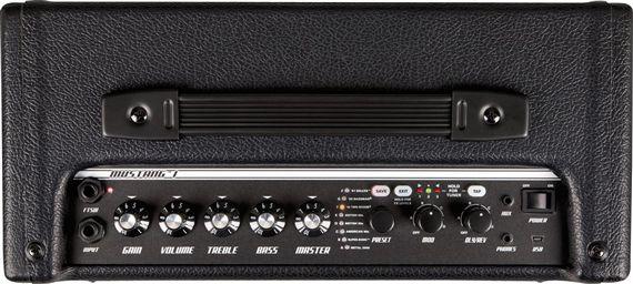 Fender Mustang 1 V2 >> Fender Mustang I 20 Watt 1x8 Guitar Combo Amplifier V2