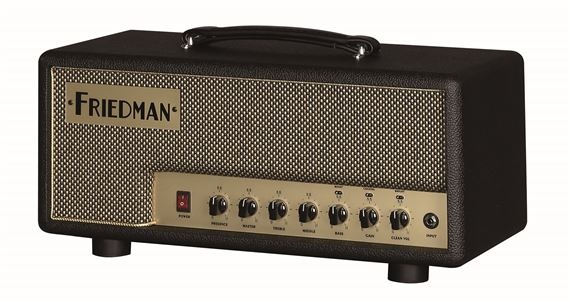 friedman runt 20 electric guitar amplifier head 2 channel 20 watts. Black Bedroom Furniture Sets. Home Design Ideas