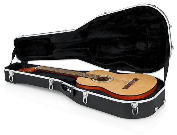 gator gcclassic deluxe classical guitar case. Black Bedroom Furniture Sets. Home Design Ideas
