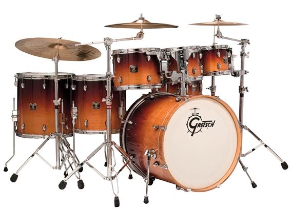 gretsch catalina maple 6 piece shell kit drum set. Black Bedroom Furniture Sets. Home Design Ideas