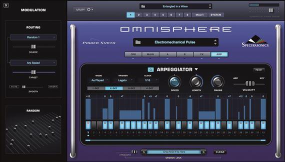 Spectrasonics Omnisphere 2 Software Synthesizer