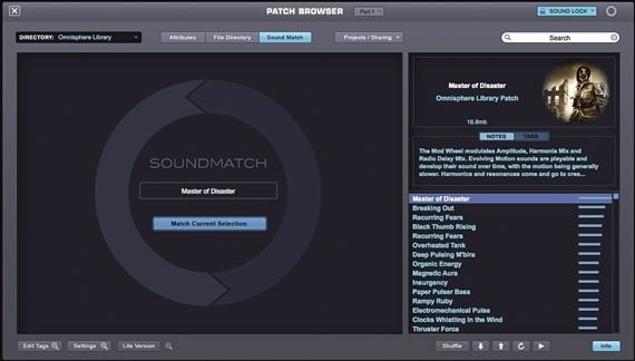 Spectrasonics Omnisphere 2 Software Synthesizer