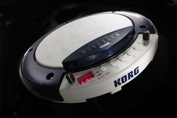 Korg Wavedrum Global Edition Synthesizer Percussion Pad