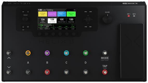 Line 6 Helix LT Modeling Electric Guitar Processor