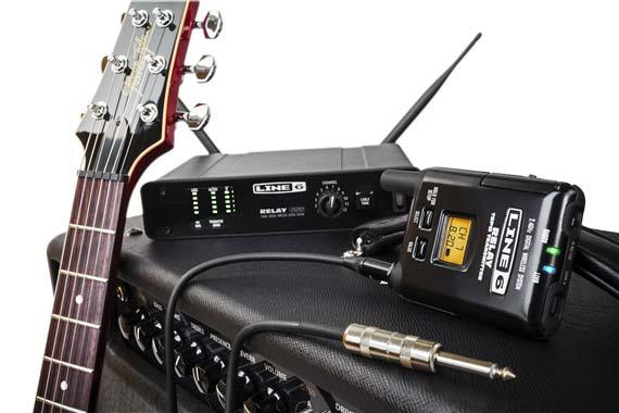 line 6 relay g55 digital guitar wireless system. Black Bedroom Furniture Sets. Home Design Ideas