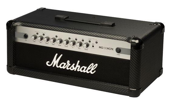 Marshall Mg100hcfx Guitar Amplifier Head