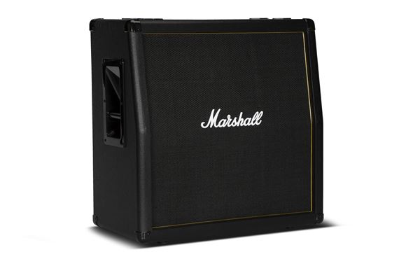 Marshall Mg412ag Guitar Speaker Cabinet 4x12 120 Watts 8 Ohms