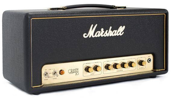 Marshall Origin Electric Guitar Amplifier Head 20 Watts
