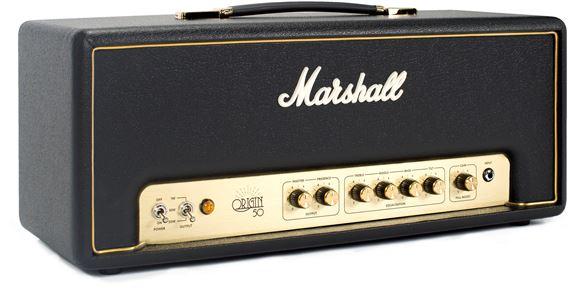 Marshall Origin Electric Guitar Amplifier Head 50 Watts