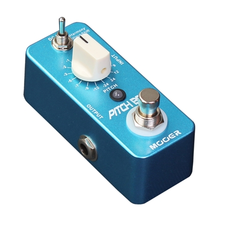 mooer micro pitch box harmony detune pitch shift guitar effects pedal. Black Bedroom Furniture Sets. Home Design Ideas