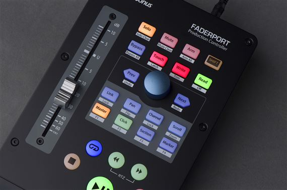 PreSonus FaderPort V2 Single Fader USB DAW Control Surface