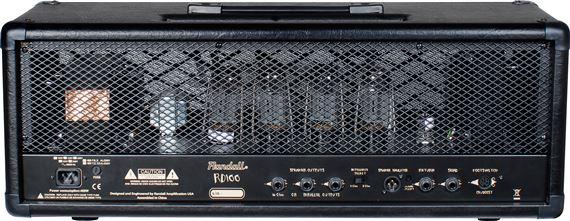 Randall RD100H Diavlo Guitar Amp Head