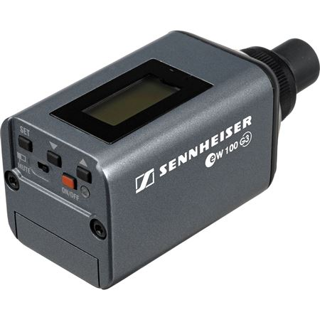 sennheiser ew 100 eng g3 wireless lapel mic camera system