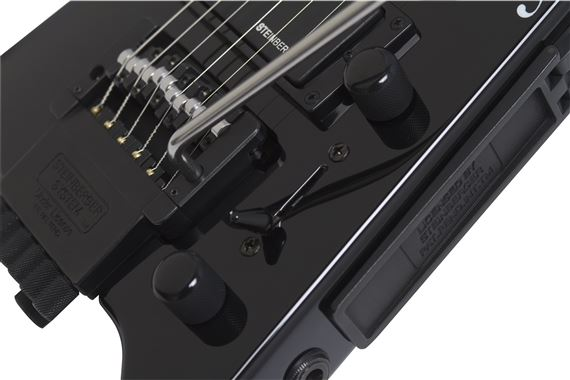 Steinberger Spirit Gt Pro Deluxe Electric Guitar With Gig Bag