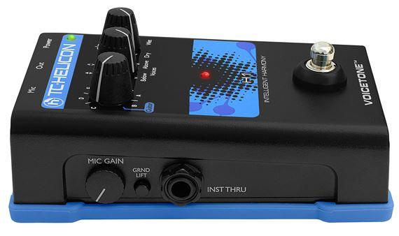 Tc Helicon Voicetone H1 : tc helicon voicetone h1 vocal harmony pedal ~ Hamham.info Haus und Dekorationen