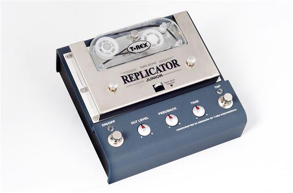 t rex replicator jr tape echo pedal. Black Bedroom Furniture Sets. Home Design Ideas
