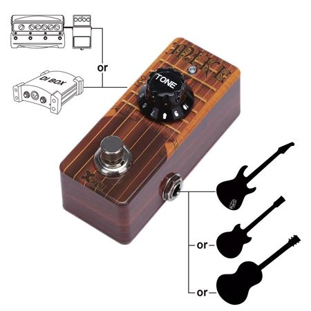 Xvive mike acoustic guitar impulse response equalizer effect pedal images publicscrutiny Gallery