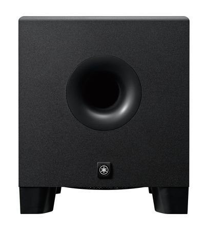yamaha hs8s 8 inch powered studio subwoofer. Black Bedroom Furniture Sets. Home Design Ideas