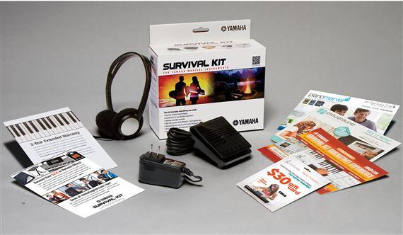 yamaha skb2 survival kit for portable yamaha keyboards. Black Bedroom Furniture Sets. Home Design Ideas