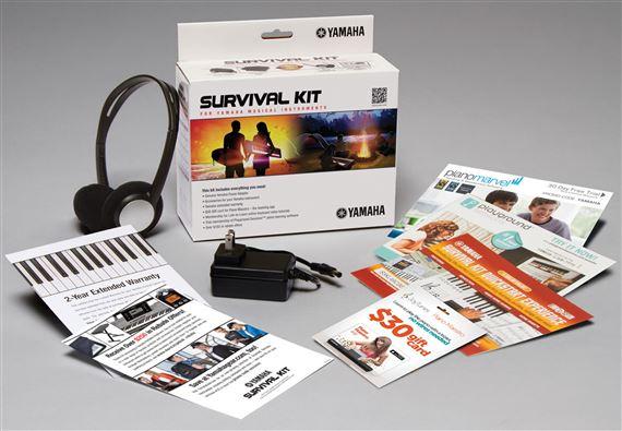 yamaha skc2 survival kit for portable yamaha keyboards. Black Bedroom Furniture Sets. Home Design Ideas