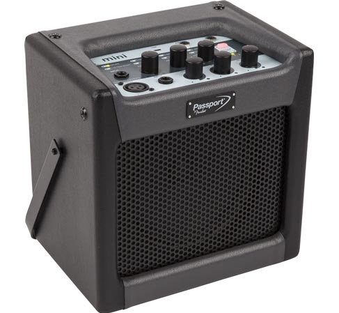 Fender Passport Mini Portable PA System