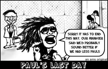 paul's last day