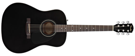 Best Fender Acoustic Guitars