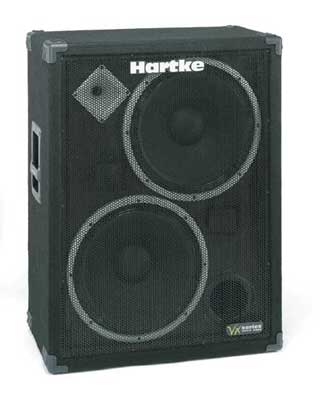 Hartke VX215 Bass Guitar Amplifier Cabinet