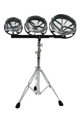 Remo Roto Tom Drums with Stand
