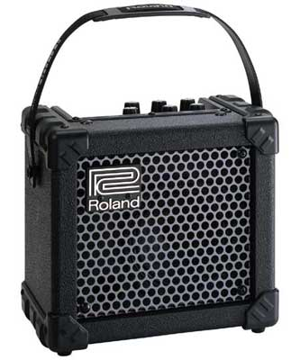Roland Micro Cube Battery Powered Guitar Combo Amplifier