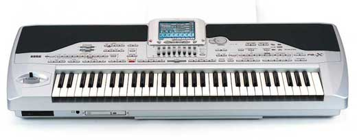 Korg PA1X 61 Key Pro Arranger Keyboard with Speakers