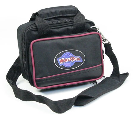 World Tour EB1 Deluxe Gig Bag 8 x 6.5 x 3.5""