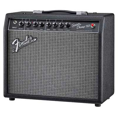 Fender Super Champ XD Tube Guitar Combo Amplifier