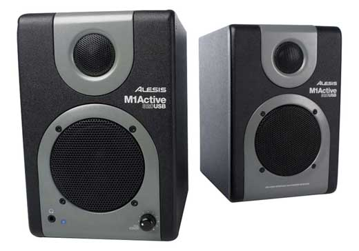 Alesis M1 Active 320 USB Active Reference Monitors