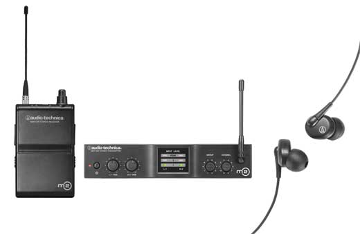 Audio-Technica M2 Wireless Personal In Ear Monitor System