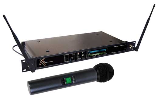 Line 6 X2 XDR 955 Handheld Digital Wireless Mic System