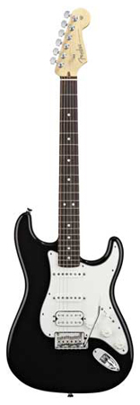 Fender American Standard Stratocaster Tex Mex HSS Rosewood Neck wCase