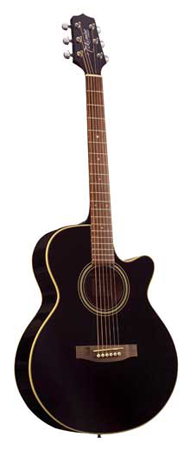 Takamine EG260C Cutaway Acoustic Electric Guitar