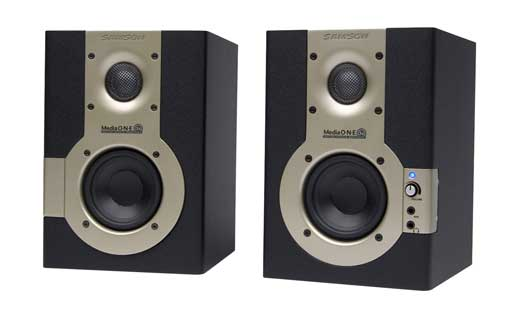 Samson MediaOne 3A Powered Studio Monitors