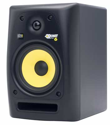 KRK Rokit 6 G2 Powered Studio Monitor