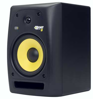KRK Rokit 8 G2 Powered Studio Monitor