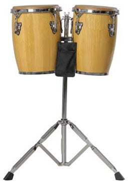 Cannon Percussion Jr Conga Set with Stand