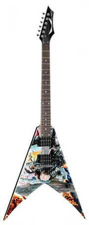 Dean Dave Mustaine VMNTX Signature United Abominations
